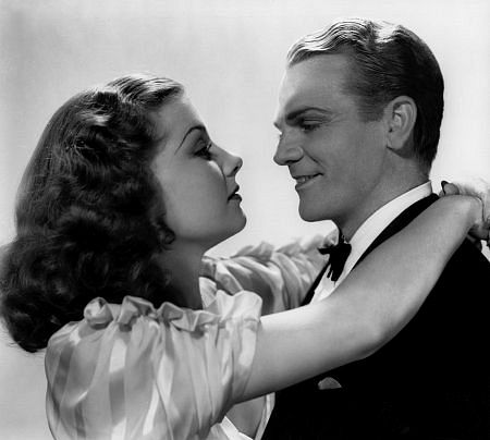 Cagney and Ann Sheridan in Angels with dirty faces