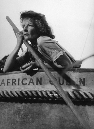 On the Afican Queen