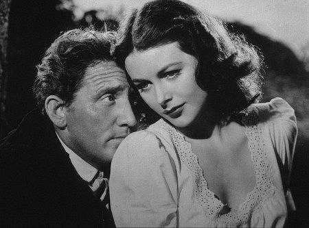 Hedy with Spencer Tracy